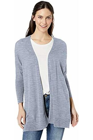 Daily Ritual Womens Cocoon Open-Front Cardigan Sweater