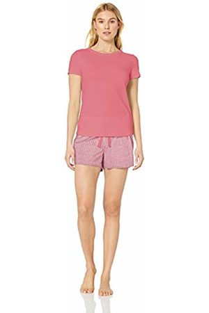 Amazon Poplin Short and Sleep Tee Set Pajama
