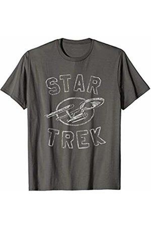 Star Trek Startrek Vintage Ship Logo T-Shirt
