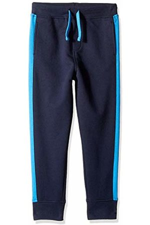 LOOK by crewcuts Side Stripe Sweatpant Navy