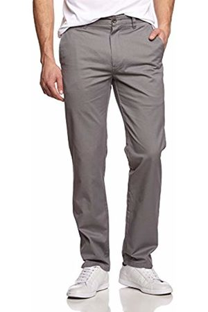 Dockers Men's 47503 Slim Trousers - Grey - W34/ L32