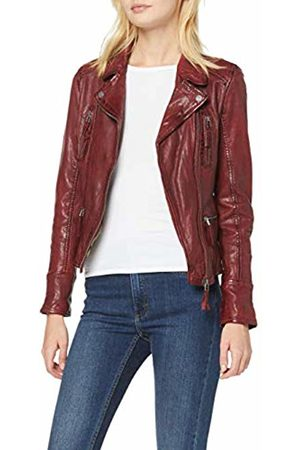 Oakwood Women's 60861 Leather Long Sleeve Jacket