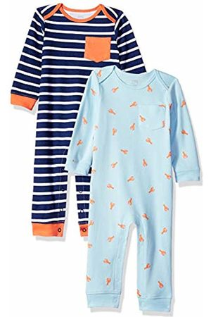 Amazon 2-Pack Coverall Layette Set