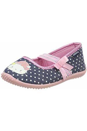 Hello Kitty Elvis Girls Kids Houseshoes Ballerina Low-Top Slippers