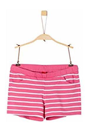 s.Oliver Girl's 73.906.75.4993 Short, ( Stripes 45g1)