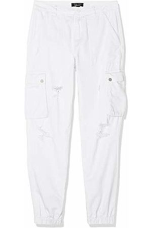 New Look 915 Girl's Jackie Ripped Cargo Trousers