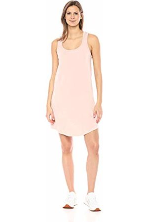 Daily Ritual Women's Supersoft Terry Racerback Shirttail Dress