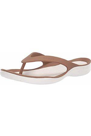Crocs Women's Swiftwater Flip W Beach & Pool Shoes