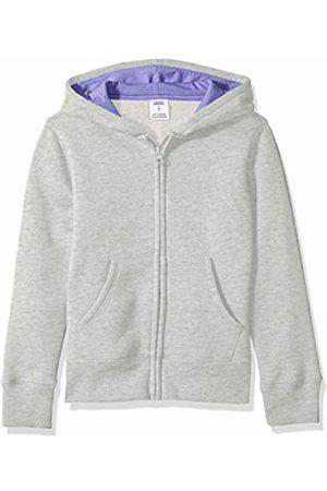 Amazon Fleece Zip-up Hoodie Hooded Sweatshirt