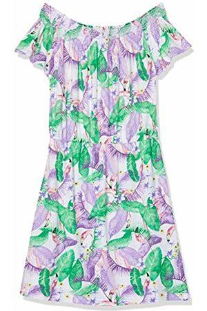 Name it Girl's Nkfjaria Ss Dress Box, Bright
