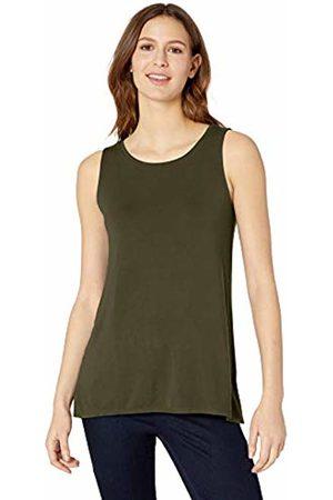 Amazon Women Tank Tops - Patterned Swing Tank Shirt