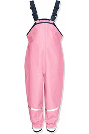 Playshoes Rain Dungarees Waterproofs Easy Fit Girls Trousers