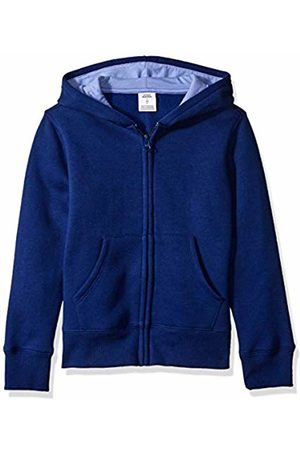 Amazon Fleece Zip-up Hoodie Hooded Sweatshirt