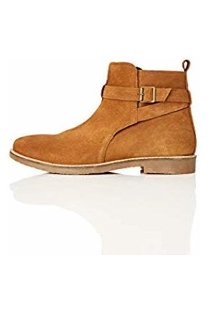 FIND Jodhpur Suede Classic Boots, Tan