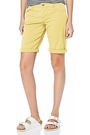Mac Jeans Women's Shorty Summer Clean Short, (Sunny PPT 521r)
