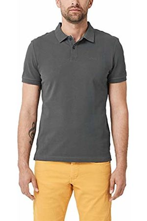 s.Oliver Men's 28.906.35.4586 Polo Shirt, ( Whale 9666)