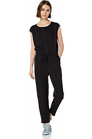 Daily Ritual Women Jumpsuits & Playsuits - Tencel Short-Sleeve Jumpsuit