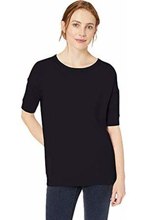 Daily Ritual Women's Supersoft Terry Slouchy Short-Sleeve Sweatshirt