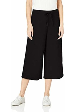 Daily Ritual Women's Terry Cotton and Modal Coulotte