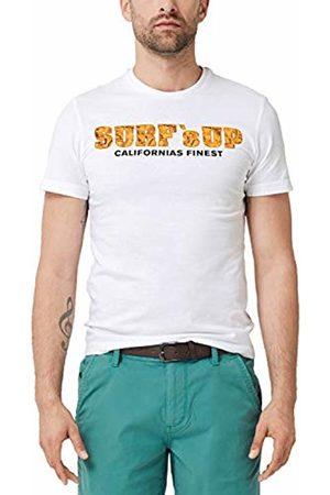 s.Oliver Men's 28.906.32 2/376 T-Shirt, ( 0100)