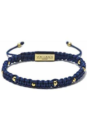 Von Lukacs Men Onyx Rope Bracelet TSARABG