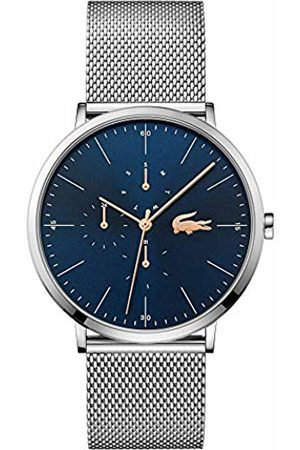 Lacoste Mens Multi dial Quartz Watch with Stainless Steel Strap 2011024