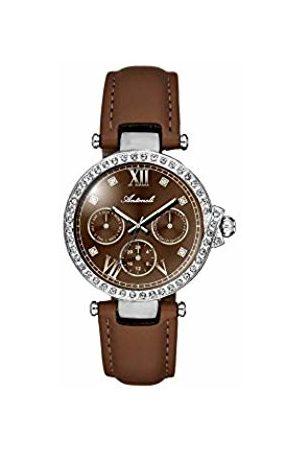 Antoneli Unisex Adult Analogue Quartz Watch with Leather Strap AL0519-18