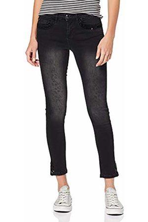 Desigual Women's Second Skin Gold Slim Jeans