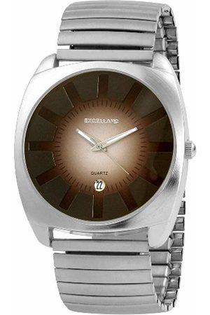 Excellanc Men's Watches 274021000004 Genuine Metal Strap