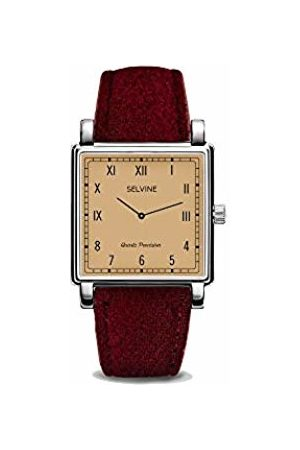 Selvine Womens Analogue Quartz Watch with Stainless Steel Strap SCHE5