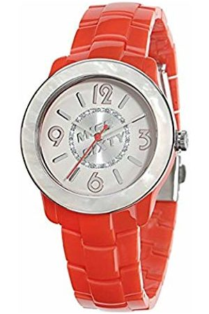 Miss Sixty Ladies Watch Rubber Red/Grey R0753122501
