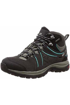Salomon Women's ELLIPSE 2 GTX MID LTR W, Hiking and Multisport Shoes, Waterproof