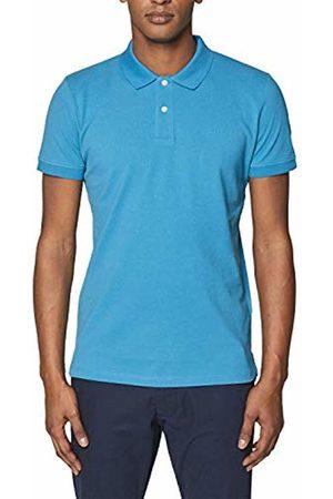 Esprit Men's 999EE2K803 Polo Shirt, Petrol 450