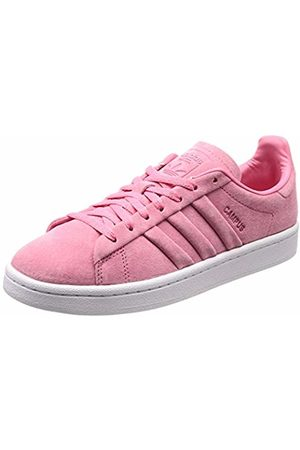 adidas Women's Campus Stitch and Turn Low-Top Sneakers