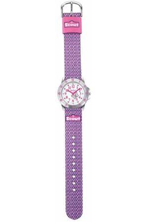 Scout 280378006 Analogue Quartz Girl's Watch Textile
