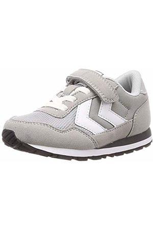 Hummel Kids' Reflex Jr Low-Top Sneakers (Alloy 1100) 10 UK
