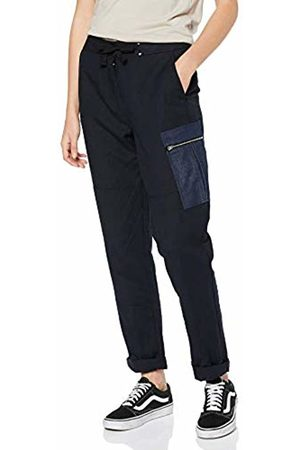 G-Star Women's Feldspar High Waist Straight Cargo Trousers