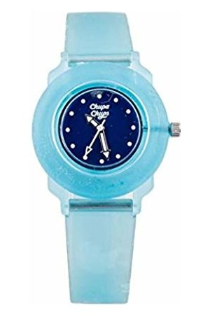 Chupa Chups Child Quartz Watch Analogue Display and Resin Strap 0406/3