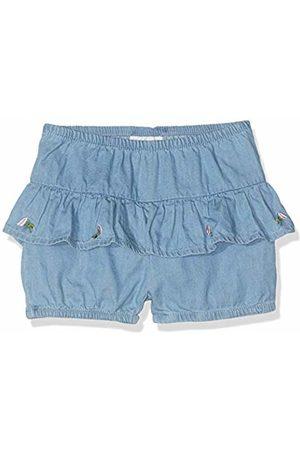 Name it Baby Girls' Nbfabiana DNM 2202 Shorts Medium Denim