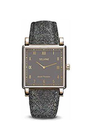 Selvine Women Watches - Womens Analogue Quartz Watch with Stainless Steel Strap SCHE10