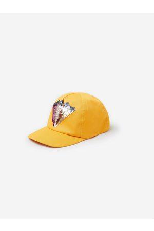 Zara Sequinned star cap