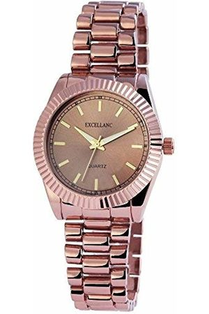 Excellanc Women's Quartz Watch with Different Materials 180657000002