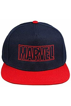 Marvel Men's LINE Logo Baseball Cap