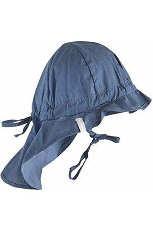 Melton Baby Sonnenhut mit Nackenschutz UV 30+, uni Hat