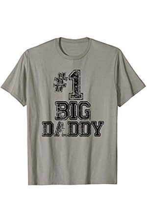 Number One #1 Family Gift Tees #1 Big Daddy - Number One Sports Father's Day Gift T-Shirt