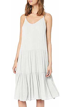 Vero Moda Women's Vmmallory Singlet Abk Dress Box (Snow Detail: Solid)