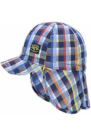 Döll Baby Hats - Baby Boys' Baseballmütze Mit Nackenschutz Cap, (Total Eclipse|