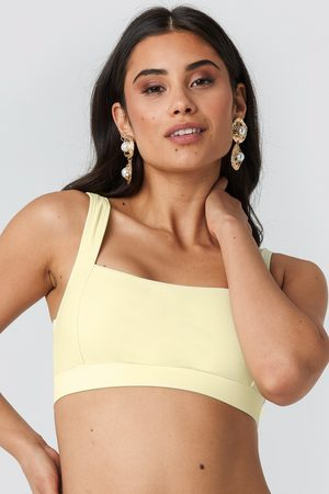 NA-KD Square Neck Bandeau Top