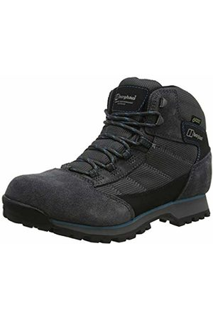 Berghaus UK Women's Hillwalker Trek Tech Boot High Rise Hiking (Navy/ N07)