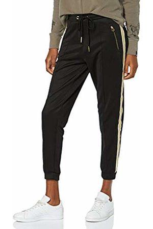 True Religion Women's Contrast Stripe Pant Sports Trousers, 1001
